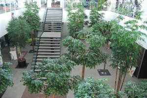 Umělé listnaté stromy